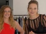 Mihalik Enikő modellkedni tanította Hosszú Katinkát - Videó