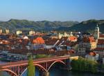 Szlovénia második fővárosa: Maribor - csak 3 óra az út