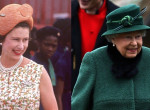 Ilyen tökéletes alakja volt Erzsébet királynőnek fiatalon
