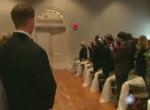 Mindenkinek leesett az álla, amikor megjelent a menyasszony az esküvőjén