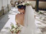 Kihízta esküvői ruháját a nő a karantén alatt, döbbenetes, mit kért családjától