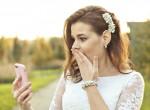 Koszorúslánya buktatta le a menyasszonyt, a nő dühöngött a poszt miatt