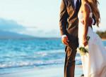 Pazar tengerparti esküvőt tartott a pár, de minden fotójukat elrontották