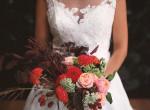 Ilyen gyönyörű menyasszony volt a Barátok közt sztárja