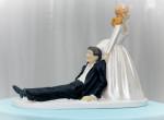 8 elképesztő esküvői torta, ami kiverheti a násznépnél a biztosítékot
