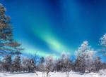 Zseniális videó örökíti meg a sarkvidék fél évig tartó éjszakáját