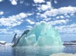 Óriási jéghegy vált le a sarkvidékről, a homlokukat ráncolják a kutatók