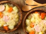 A legegyszerűbb étel, amit valaha készítettél: Hagyományos frankfurti leves
