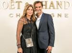 Hatalmas bulival ünnepelte Federer 20 éves karrierjét - fotók!