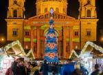 Büszkeség: Európa legszebbje lett a budapesti karácsonyi vásár