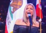 Fergie nagyon elbaltázta az amerikai himnuszt, kínos, amit csinált