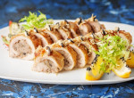 Diétázóknak is tökéletes – Olívával és fetasajttal töltött csirkemell
