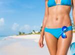 Roppant kínos részletet szúrtak ki a fiatal nő bikinis fotóján - durván kicikizték a neten
