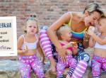 #filternélkül: Csíkos Juca - Az anya, aki három lányával tartja fitten magát