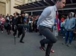 A BBC és a Reuters is beszámolt a budapesti hülye járások flashmobról