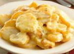 Sajtos-tejfölös-fokhagymás sült krumpli: Szűkös időkben is fenséges eledel
