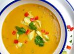 Fűszeres őszibarackleves - édes gazpacho