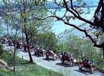 Retró fotók a tavaszi, zsongó Budapestről az elmúlt 60 évből - Galéria