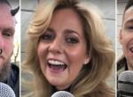 Mikrofont dugtak a nő orra alá a metróban, éneke felrobbantotta a netet