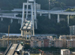 Kiderült, hogy mi okozhatta a genovai hídkatasztrófát