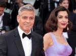 Vallomás az ikrekről: George Clooney kislánya az anyjára ütött