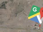 Hátborzongató, mit rögzített a Google Térkép a sivatagi úton - Fotó