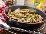 Olcsó, gyors és pofonegyszerű: Tejfölös gomba, a vasárnapi ebéd sztárja