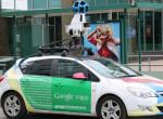 Kétszer kell megnézned, hogy elhidd - Furcsa dolgot rögzített a Google kamerája