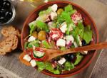 Nyár az őszben: Isteni görög saláta, ahogyan a profik készítik