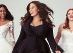 Íme a legszebb esküvői ruhák teltkarcsú nőknek - Ashley Graham ajánlásával