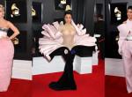 Hol hagyták az ízlésüket? Fotókon a Grammy-gála legrosszabb ruhái