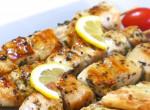A görög konyha aduásza: a csirkenyárs - azaz a souvlaki