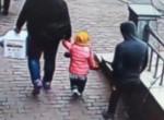 Gyomorszorító videó: Így akarta elrabolni a kislányt apjától a bűnöző