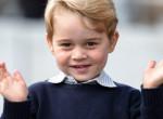 Csak ötéves, de imádja a világ - Cuki fotók a szülinapos György hercegről