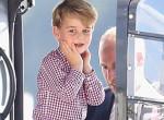 Ez édes! Újabb titkot kotyogott el György hercegről az apukája