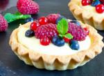 Vaníliás kosárka – a süti, amit bármilyen gyümölccsel elkészíthetsz