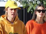 Justin Bieber felesége már nem így néz ki többé: Rövid frizurára váltott