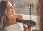 Ezért használj hajszárítót – Soha ne hagyd magától megszáradni a hajad