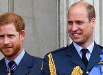 Tündéri fotók: Így nézett ki Vilmos és Harry herceg az első iskolai napján