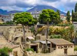 Egy hely, amit majdnem 2000 évre konzervált a kiömlő láva – így néz ki ma a szellemváros