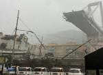 Összeomlott egy autópálya-híd Olaszországban, sok az áldozat