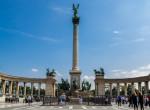 Van a világon még egy Hősök tere, ugyanaz, mint Budapesten - fotók