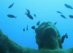 Elhagyatott hely a tenger mélyén: Csak a bátor turisták láthatják!