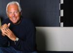 """""""Van Isten, de nem öltöztetném zakóba"""" - Ma 83 éves Giorgio Armani"""