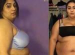 127 kilós volt, bombázóvá fogyott ez a lány! Egy dolgot szégyell magán