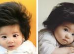 Emlékszel rá? Rá sem ismerni a világ leghajasabb kisbabájára! Fotók