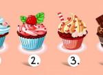 Válassz egy sütit, megmondjuk, milyen vagy!