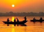 Döbbenet: olyan tiszta lett a Gangesz folyó vize, hogy lassan inni lehet belőle