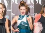 Ők voltak az idei InStyle Style Award legjobban öltözött sztárjai