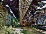 Vonattemető Budapest közepén: Félelmetes, mivé lett az egykori főműhely!